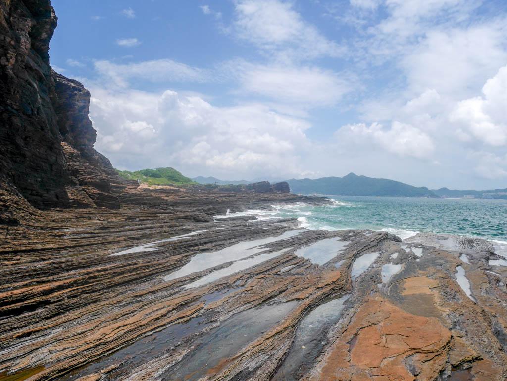 Tung Ping Chau - Scuba Diver's Paradise in Hong Kong